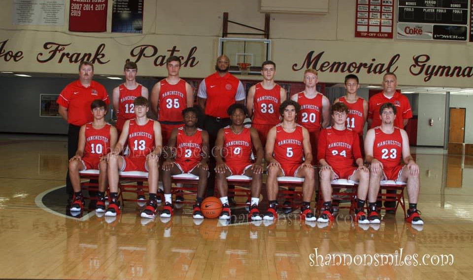 20-21 CCCHS boys basketball team. Photo from team's Facebook page and Shannon Smiles.